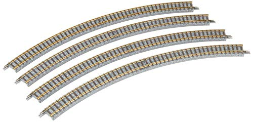 TOMIX Nゲージ カーブレール C317-45 F 4本セット 1852 鉄道模型用品