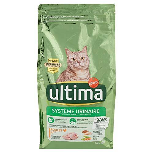 Ultima Cibo per Gatti per Prevenire Problemi alle Tratto Urinario - 1,5 kg