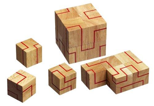 """Philos 6285 - Juego de lógica de madera """"Cuerda sin fin"""""""