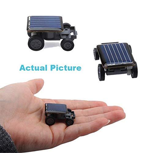 Dorime Racer Toy Educational Gadget Kind-Kind-Spielwaren kleinstes Miniautosonnenenergie-Spielzeug-Auto