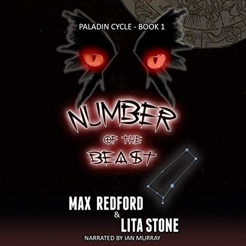 Number of the Beast audiobook cover art