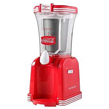Nostalgia RSM650COKE Coca-Cola 32-Ounce Slush Drink Maker