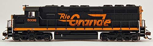 Bachmann Trains Rio Grande #5336 EMD SD45 DCC Sound Equipped Diesel Locomotive Train (N Scale)