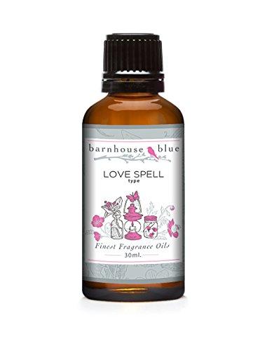 Barnhouse Blue - Love Spell Type- Premium Fragrance Oil - 30ml