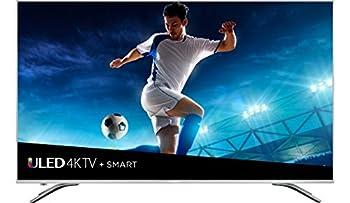Hisense 65-Inch 4K Ultra HD Smart LED TV 65H9080E  2018  Gray Metal