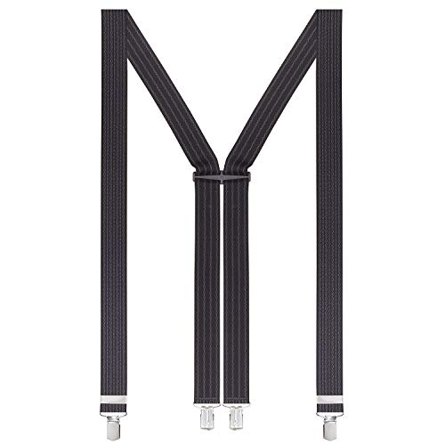 LLOYD Hosenträger Herrenhosenträger Schwarz 7344, Farbe:Schwarz, Länge Hosenträger:120 cm