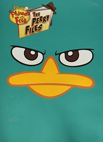 Disney Phineas & Ferb: The Perry Files