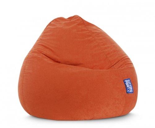 SITTING POINT only by MAGMA Sitzsack Easy XXL ca. 300 Liter orange