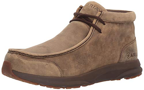 ARIAT mens Spitfire Western Boot, Brown Bomber, 11.5 US