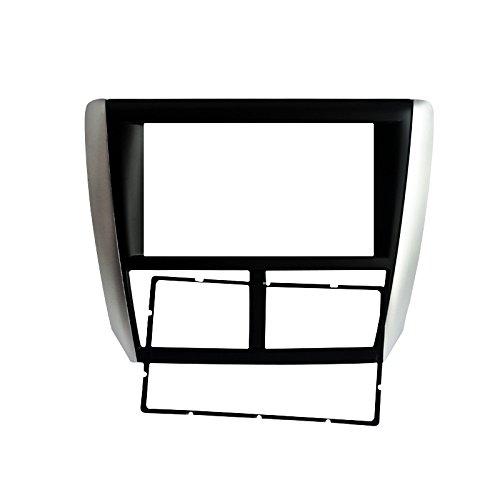 FEELDO - Panneau de façade pour autoradio - 2 broches - Kit d'installation de conversion