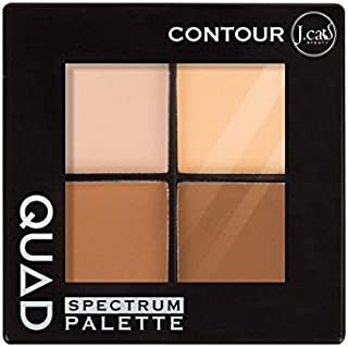 J. CAT BEAUTY Quad Spectrum Palette - Contour