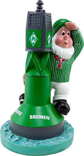Werder Bremen Boje Gartenzwerg Zwerg (one Size, Multi)