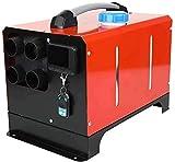 XRYM Calentador de Aire portátil Diesel, 5 KW 12V con Mando a Distancia y el Monitor LCD de estacionamiento de autocaravanas Calentador de un Coche Barcos autobús Caravana y más Impulsado 116