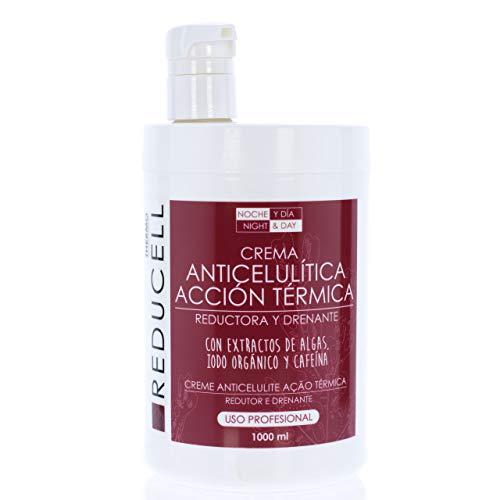 Noche Y Día Crema Anticelulítica Térmica Reducell 1000 ml
