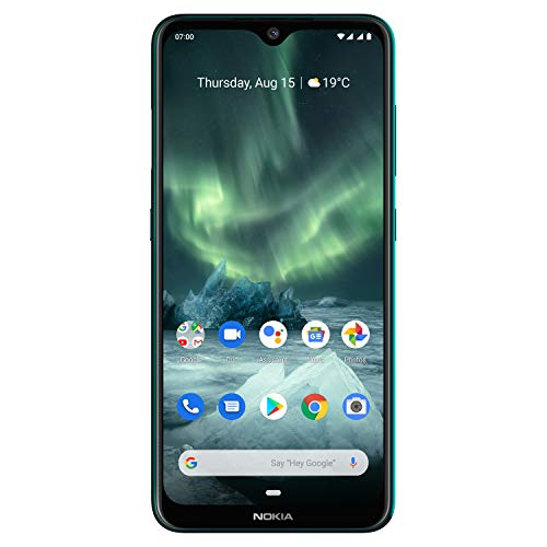 Nokia 7.2 - Android 9.0 Pie - 128 GB - 48MP Triple Camera - Unlocked Smartphone...