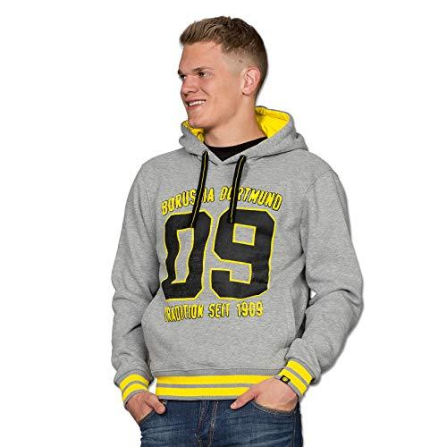 Borussia Dortmund 09-Kapuzen-Sweatshirt L