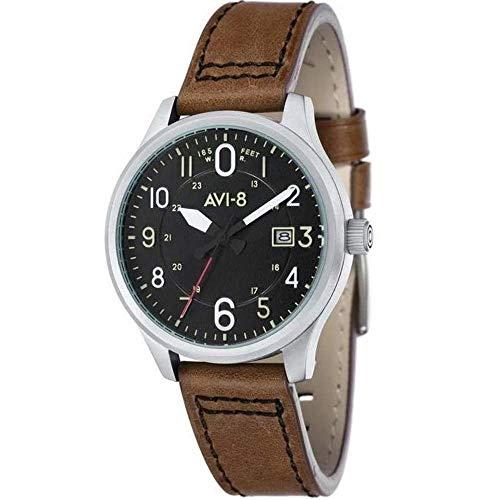 AVI 8 Reloj de Aviador AV-4053-0B