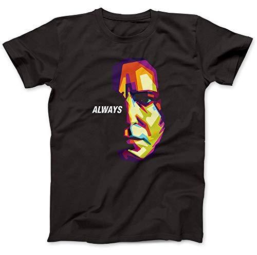 Alan Rickman T-Shirt Premium Cotton