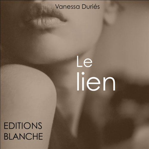 Le lien audiobook cover art