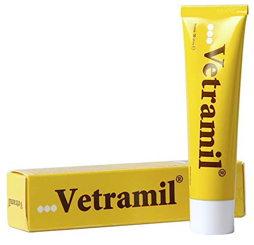 Vetramil Honingsalbe - 30 g Tube