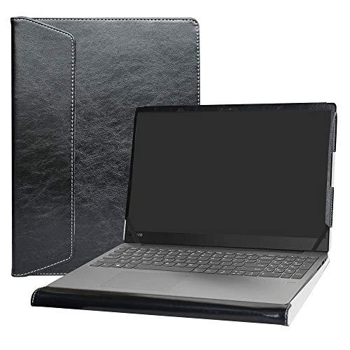 "Alapmk Custodia Protettiva per 15.6"" Lenovo ideapad 330s 15 330s-15IKB/ideapad 530s 15 530S-15IKB/ideapad S540 15 S540-15IWL/ideapad S340 15 S340-15IWL Laptop(Not Fit ideapad 330/520),Nero"