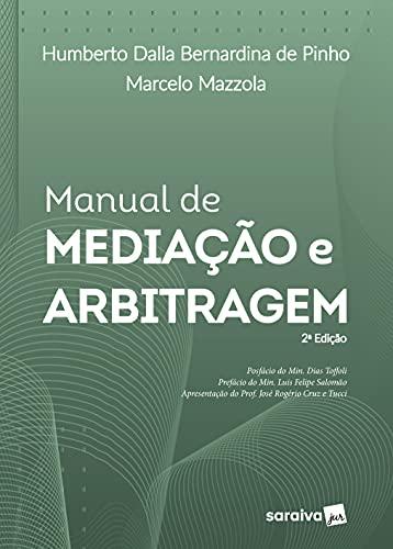 Manual de mediação e arbitragem