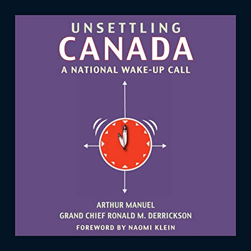 Unsettling Canada cover art