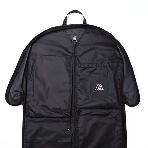 COMMUSEコミューズガーメントバッグスーツカバースーツ入れ撥水防水ケーススーツ用収納ケース型崩れ防止旅行バッグ