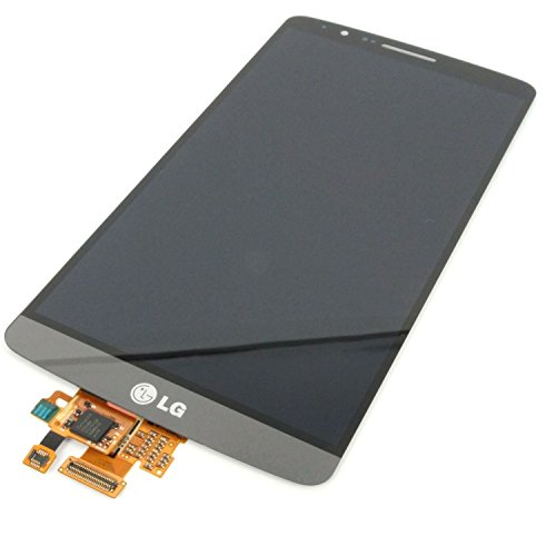 Generic Full Panel Lcd Display Screen Touch Digitizer Glass Compatible For LG G3 D850 D851 D855 VS985 LS990 Black