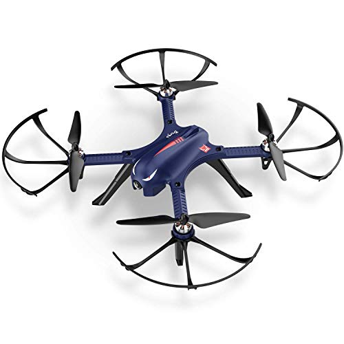 DROCON Bugs 3 Powerful Brushless Motor Quadcopter Drone for Adults and Hobbyilists, High-Speed Flying Drone, Support HD Camera 4K Camera, 15Min Flying Time 300 Meters Long Control Range