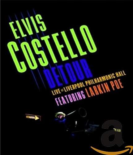Elvis Costello - Detour - Live At Liverpool Philharmonic Hall [Blu-ray]