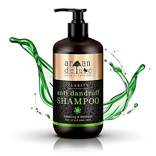 Argan Deluxe Anti-Schuppen Shampoo in Friseur-Qualität...
