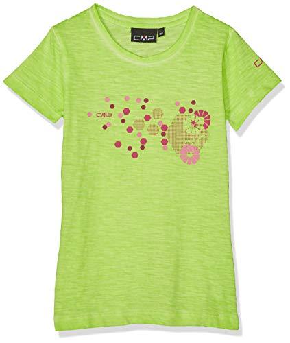 CMP Camiseta para niña 39t7515, Niñas, Camiseta, 39T7515, bambú, 98