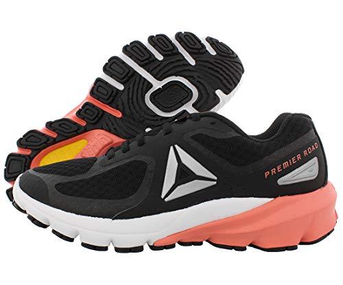 Reebok Damen Premier Road Fitness Workout Laufschuhe, Schwarz (Black-white-stellar Pink), 39.5 EU thumbnail
