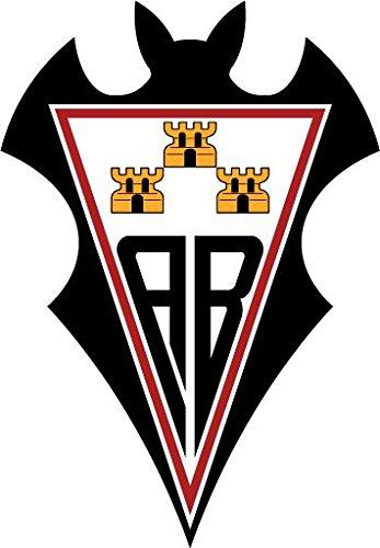 Albacete Balompie FC Spain Soccer Football Alta Calidad De Coche De Parachoques Etiqueta Engomada 8 x 12 cm