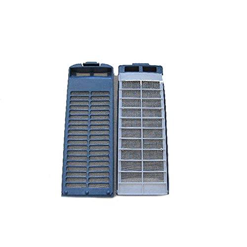 MMingx Filtro de Polvo de Repuesto de 1 Pieza para la Lavadora de Samsung Malla de Malla Bolsa de mágica XQB52-28DS XQB45-L61 (Size : 233 * 80 * 22mm)