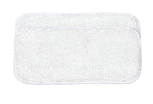 Sienna Luna Cloth Pads for Steamer Head, 2-pack, SSM-3006-CP-2PK