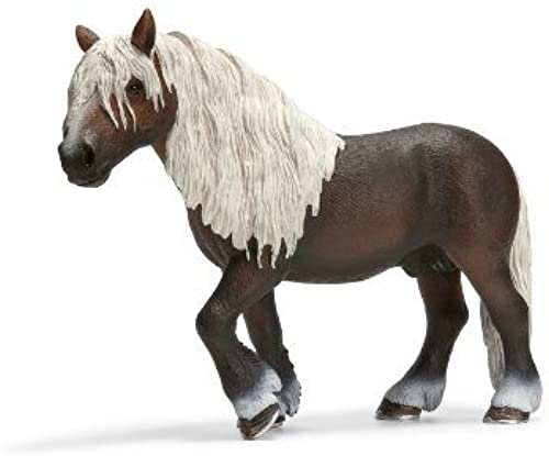 precios ultra bajos negro Forest Stallion Stallion Stallion by Schleich  venta mundialmente famosa en línea