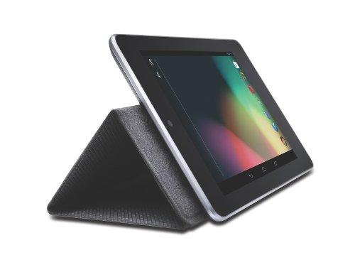 Kensington K44407WW Folio Expert universele hoes voor tablet 17,78 cm (7 inch) tot 20,3 cm (8 inch) zwart