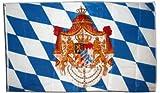 Flagge Deutschland Königreich Bayern 1806-1918 - 90 x 150 cm
