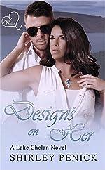Designs on Her: A Police Romance (Lake Chelan Novel #2)