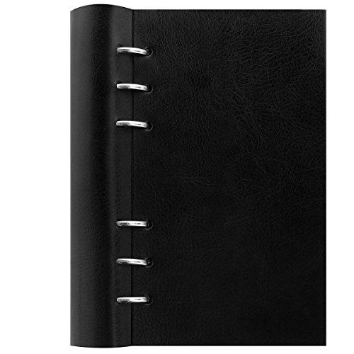 Filofax Clipbook Classic Personal notebook - black