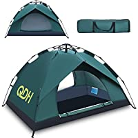 QDH 2 People Portable Cabana Beach Automatic Tent
