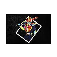 仮面ライダー ジグソーパズル1000ピース-大人の子供パズルおもちゃゲームクラシックパズル教育ギフト家の装飾壁ア(75x50cm)パズル