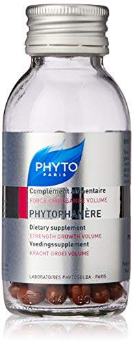 Phyto Phytophanère Hair and Nails 120 Gel-Caps