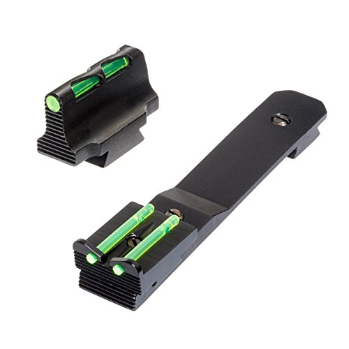 HIVIZ HHVS570 Sight Systems, Litewave Front and Rear Sight Combo, Henry Rifle Models H009CC, H010,CC,AW,WL, H012C, CR,M,MR