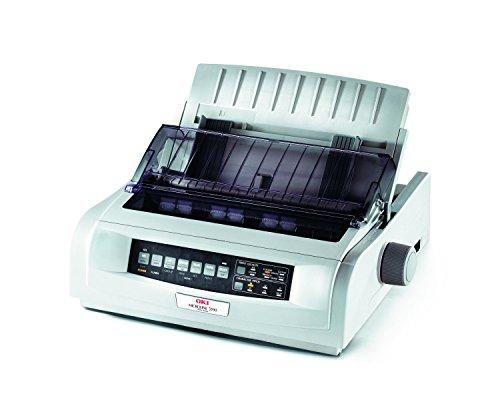 OKI ML5521ECO Stampante ad 9 Aghi a Impatto, 136 Colonne, 570 Cps