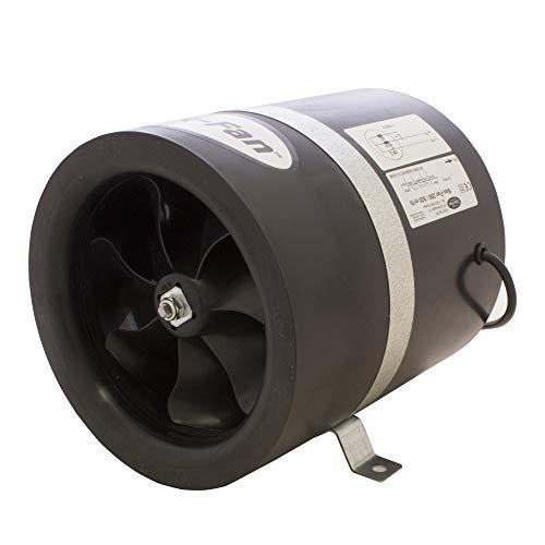 Can-Filter 4psec2502175 Extracteur Max-Fan Pro EC, Blanc, 35 x 30 x 27 cm