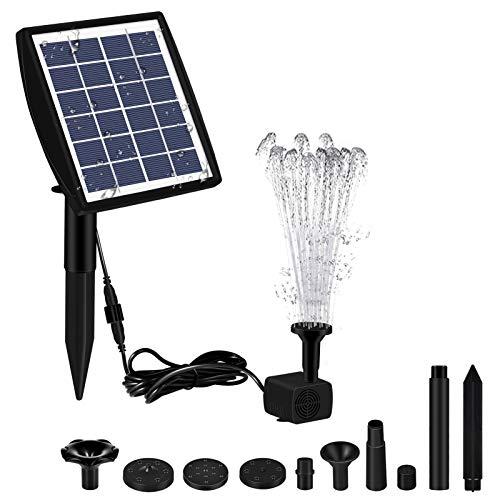 Eteng Fuente Solar de la Fuente Decorativa del jardín de Las Piscinas Impermeables para la Piscina, estanques pequeños