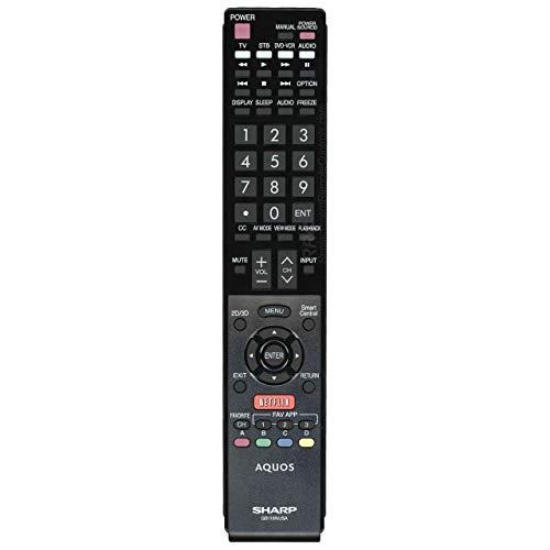 sharp 60sq15u remote - 5